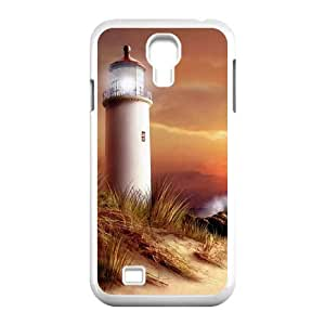 ALICASE Lighthouse Diy Case Shell Cover For Samsung Galaxy S4 i9500 [Pattern-6]