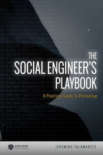 Social Engineers Playbook Practical Pretexting product image