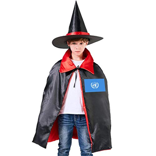 Flag of The United Nations Halloween Wizard