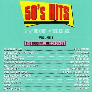 50's Pop Hits 1