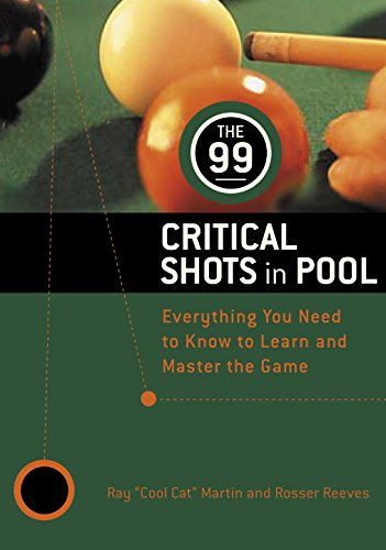 Rider Pool (The 99 Critical Shots in Pool: Everything You Need to Know to Learn and Master the Game (Other))