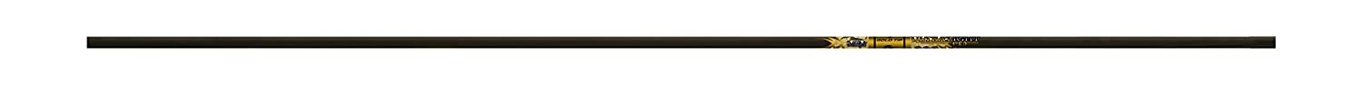 Gold Tip Ultralight Pro Shafts (Pack of 12), Black, 400