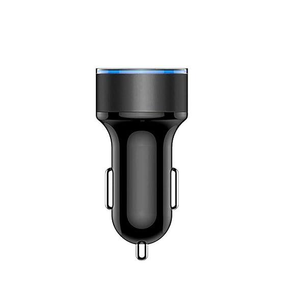 a8e2afc8bf9a93 Amazon.com: Idomeo 12-24V 3.1A LED Display Dual USB Quick Charging ...