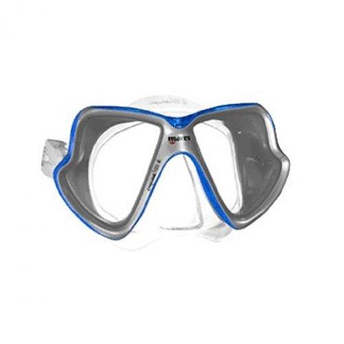 Mares LIQUIDSKIN X-Vision mask (Amazon) Regular Silver/blue
