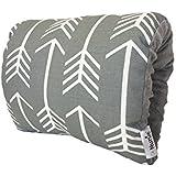 The Nursie Slip-on Arm Nursing Pillow | Breastfeeding Pillow | Baby Shower Gift | (Lucky Southern)