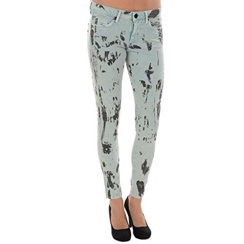 Pepe Jeans - Jeans - Femme vert 603 minze