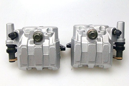 New LEFT & RIGHT FRONT BRAKE CALIPER SET FOR YAMAHA RHINO 660 450 YXR 660 2004-2007 by USonline911 (Image #2)
