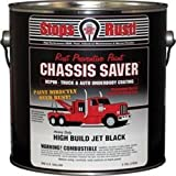 Chassis Saver Paint, Stops and Prevents Rust, Gloss Black, 1 Gallon Can, new