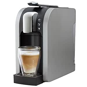 Coffee Maker And Single Cup Combo : Amazon.com: Starbucks Verismo Single-Cup Coffee and Espresso Maker 11023258, Black: Combination ...