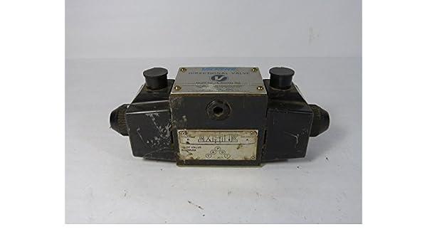 Vickers DG4S40133CUB60 Directional Control Valve 110//120V Coil