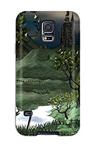 linJUN FENGProtection Case For Galaxy S5 / Case Cover For Galaxy(fantastic Runescape )