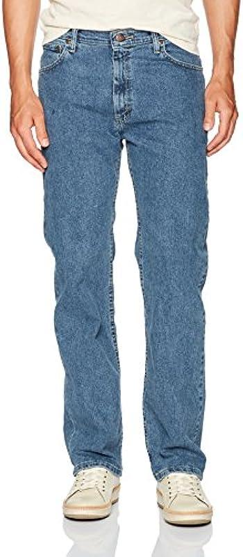 Wrangler Męskie dżinsy Big & Tall Classic Comfort-Waist: Odzież