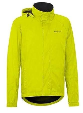 Gonso Lluvia Chaqueta de Rene All Weather Hombres Amarillo tamaño 5 x l: Amazon.es: Deportes y aire libre