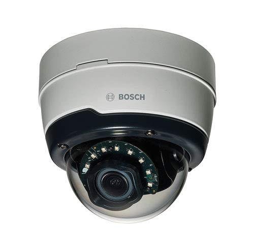Bosch FLEXIDOME IP Network Camera Color Monochrome 49.21 ft H.264 Motion 1920x1080 3mm-10mm 3.3X