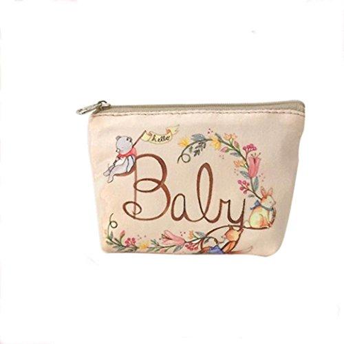 Y56 - Bolso mochila de Lona para mujer S G