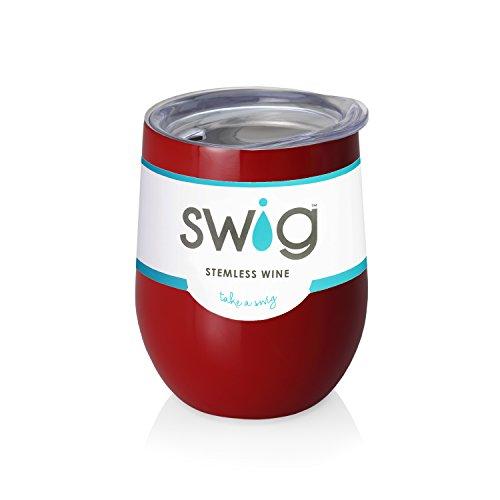Crimson Swig  Wine Tumbler