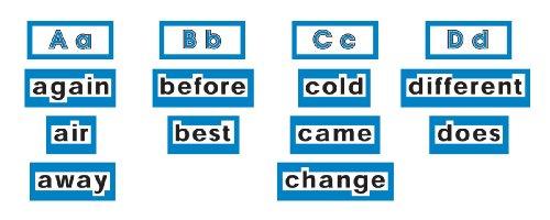 wall alphabet chart - 9