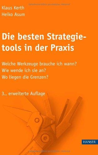 Die besten Strategietools in der Praxis.