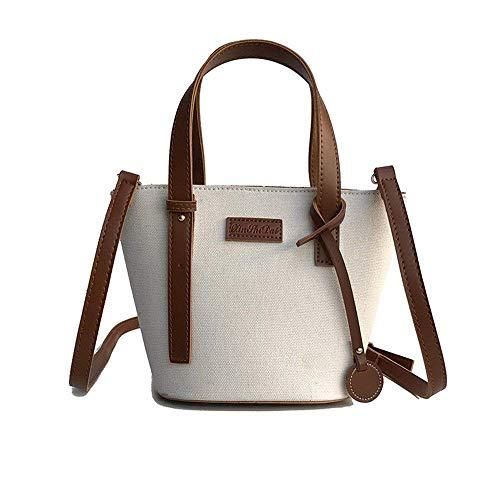 Blanco color Wild Bag Moda Bandolera Tamaño Green Bolso Caqui Crossbody Bolsa qCwUHxSR