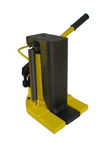 10 Ton Hydraulic Toe Jack Ram Machine Lift Cylinder QD-10 by HYDRAFORE