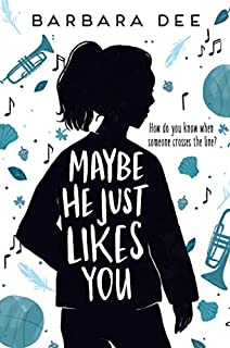 Book Cover: Maybe He Just Likes You