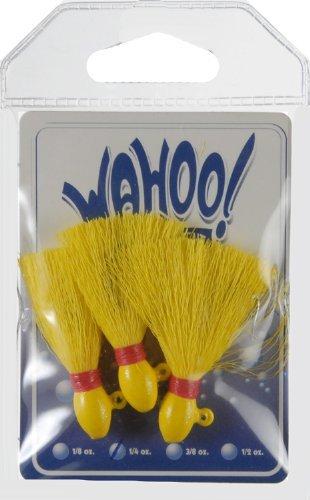 - Wahoo WAH-PPJ14-2 Egg Pompano Jig