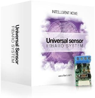 Fibaro FGBS-001 Sensor Binario Universal, Negro: Amazon.es ...