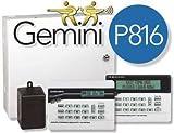 Napco Gemini P816 Security Panel, 8-16 Zones (GEM-P816) by Napco Security