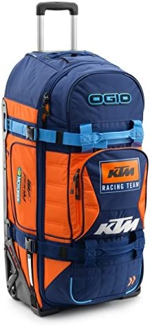 3PW200023700 New OEM KTM 2020 Black//Orange Travel Bag 9800 By Ogio Collection