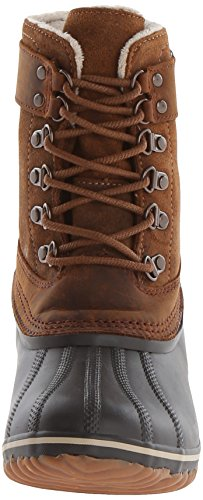 Sorel Women's Winter Fancy Lace II Boot,Elk/Grizzly Bear,9 M US by SOREL (Image #4)