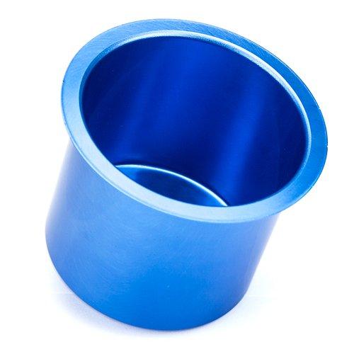Vivid Blue Aluminum Cup Holder ()