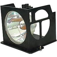 Lutema 3797048800-E Vivitek 3797048800 DLP/LCD Projection TV Lamp (Economy)