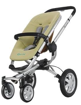 Quinny 60402990 Buzz 4 - Silla de paseo con cesta, capota, protector para la lluvia y adaptador para capazo MaxiCosi (4 ruedas), color verde: Amazon.es: ...