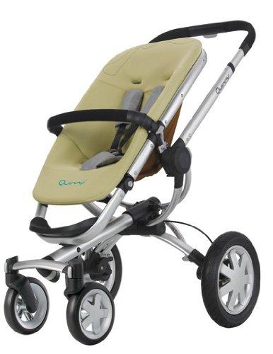 Quinny 60402990 Buzz 4 - Silla de paseo con cesta, capota, protector para la