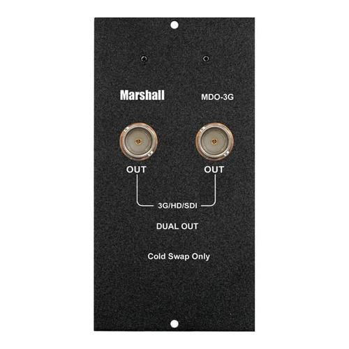 Marshall Electronics Dual 3G-SDI Output Module for V-LCD56MD/V-LCD70MD/V-LCD90MD Monitors