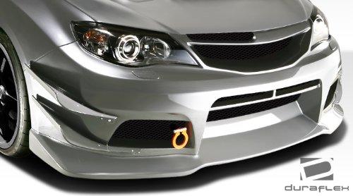 VR-S Front Bumper Cover - 2 Piece Body Kit - Fits Subaru Impreza 2008-2014
