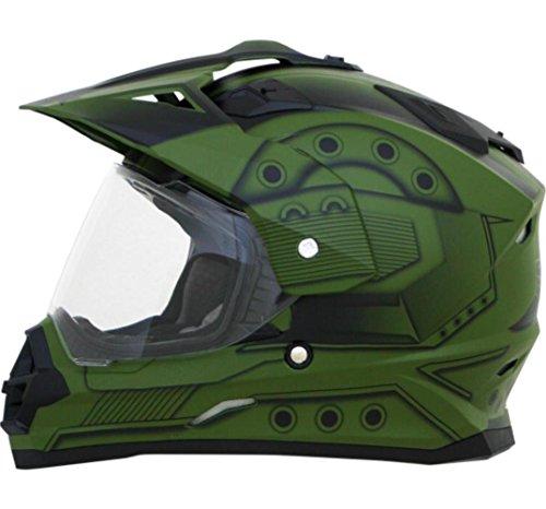 AFX FX-39 Helmet - Hero (LARGE) (GREEN)