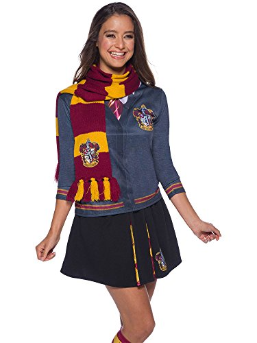 Rubie's Adult Harry Potter Scarf, Gryffindor ()