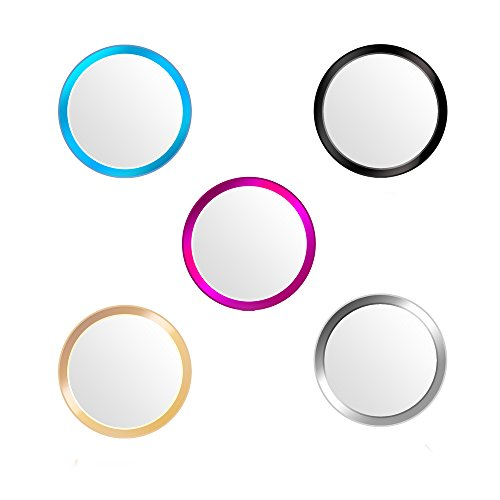 Touch ID Home Button for iPhone SE/5S/5 (Gold/White) - 1