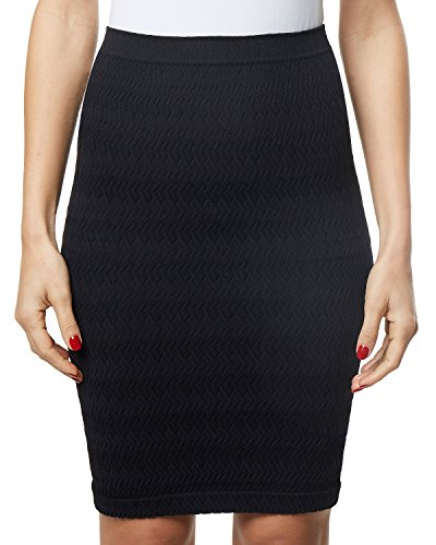 New Belugue Women's High Waist Bodycon Knee Length Midi Office Pencil Skirt free shipping
