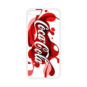 Coca Cola iPhone 6 4.7 Inch Cell Phone Case White WON6189218994777