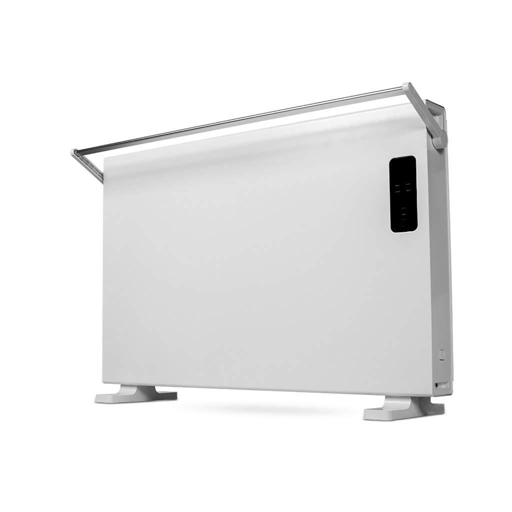 Acquisto RKY Riscaldatore a convezione, scaldino Impermeabile Portatile Intelligente Europeo 2200W. Colore Bianco Riscaldamento rapido Prezzi offerte
