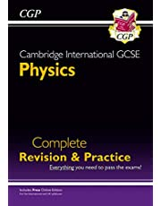 Cambridge International GCSE Physics Complete Revision & Practice - for exams in 2022