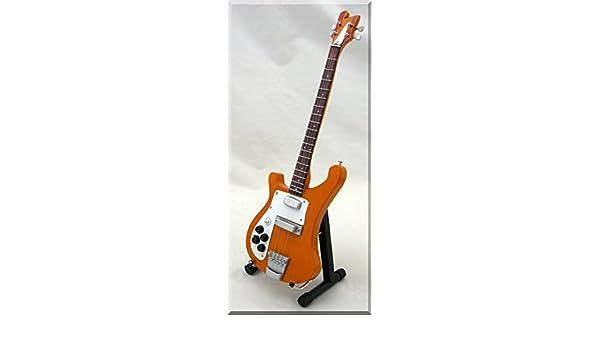PAUL McCARTNEY Miniatura Guitarra BEATLES: Amazon.es: Instrumentos musicales