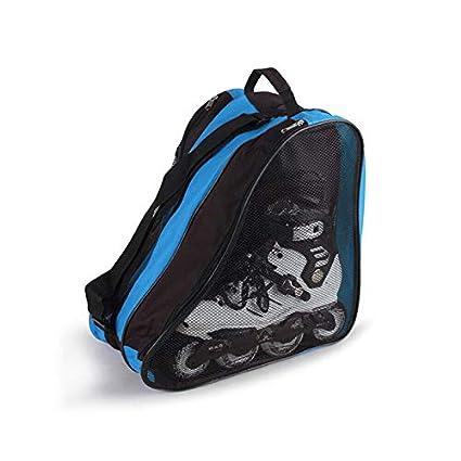 Finetoknow Ice Skate Roller Blading Carry Bag with Shoulder Strap for Kids Adults