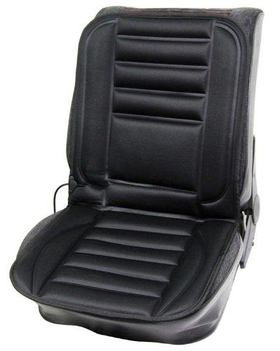 Streetwize SWHCUS - Cuscino riscaldato per sedile con interruttore per la regolazione della temperatura, 12 V