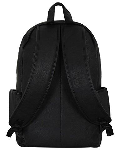GOTHX , Damen Schultertasche schwarz schwarz