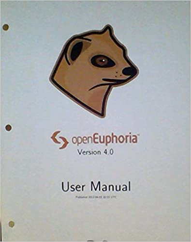 open Euphoria Version 4.0 User Manual