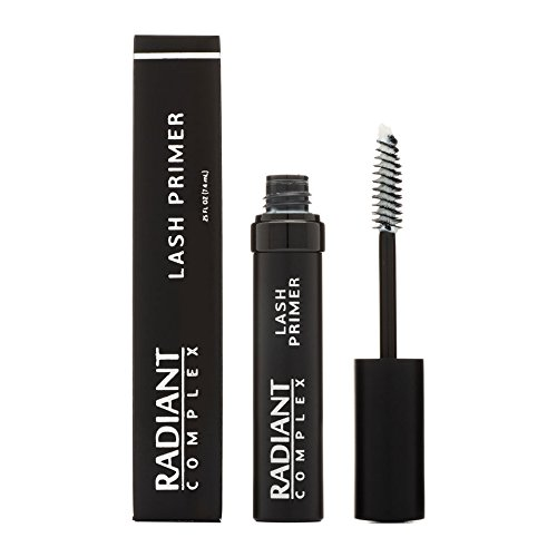 Lash Thickener - Lash Primer by Radiant Complex, Best Eyelash Conditioner to Enhance Mascara.25 Fl Oz (Lash Primer)