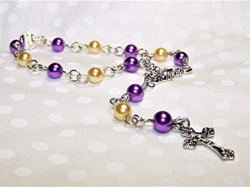 Vikings Auto Rosary